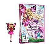Barbie Mariposa und die Feenprinzessin DVD + Prinzessin Mariposa Mini-Puppe