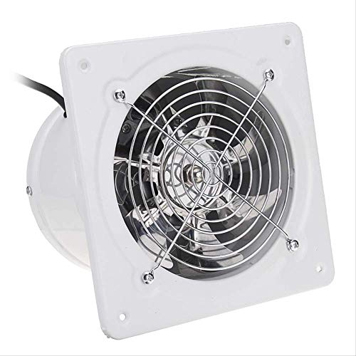 STARKWALL Warmtoo 6 Zoll 40w Duct Booster Fan Exhaust Blower Air Cleaning Cooling Vent Metal Blade Fenster Wand Bathroom Küche Toiletten-Fan Fan -