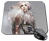 Lady Gaga C Tapis De Souris Mousepad PC