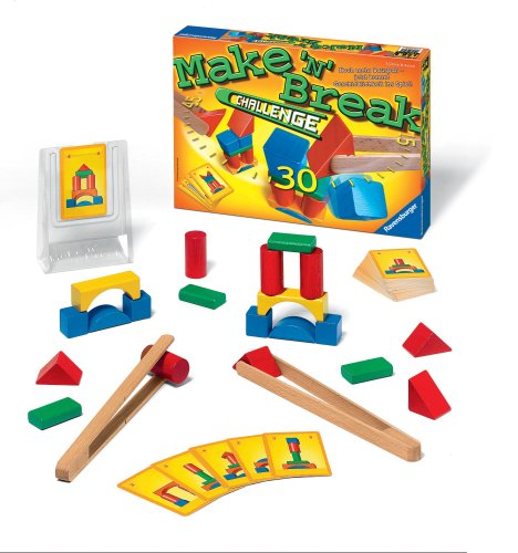 Ravensburger – Make 'n' Break Challenge - 3