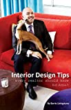 Interior Design Tips every realtor should know, but doesn't