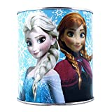 Disney Die Eiskönigin Spardose aus Metall (zufällige Farbe)