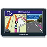 Garmin nüvi 2340LT Navigationssystem (10,9cm (4,3 Zoll), Zentraleuropa, TMCpro, PhotoReal 3D- Kreuzungsansicht, nüRoutes, Aktiv-Halterung)