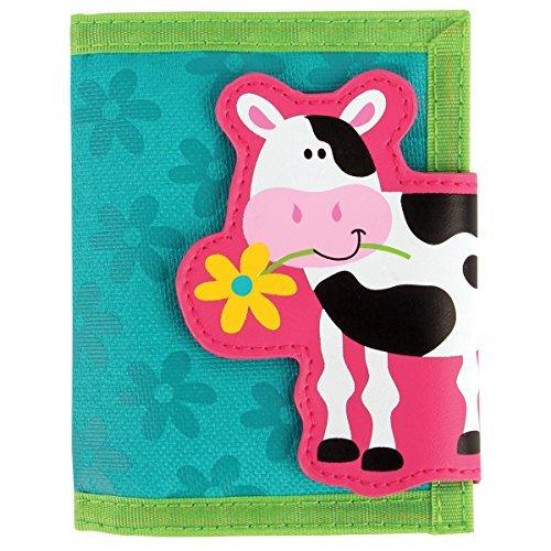 Stephen Joseph Girl Farm Wallet by Stephen Joseph