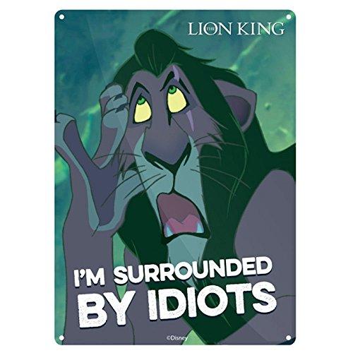 Disney Favourites   Surrounded By Idiots  Targa Me