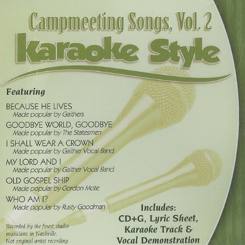 Campmeeting Songs, Volume 2