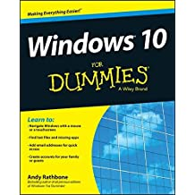 Windows 10 For Dummies (For Dummies (Computers))