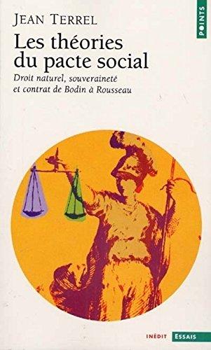 Les Théories du pacte social par Jean Terrel