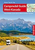 Front cover for the book West-Kanada: Alberta. British Columbia by Heike Wagner