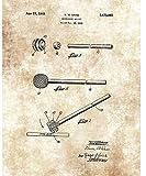 Ramini Brands Mallet Instrument Drawing - Ungerahmter Patentdruck - tolles Geschenk für Musiker und Perkussionisten