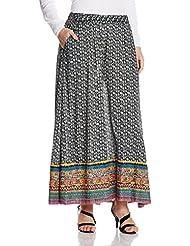 Roxy Damen Rock Solida Maxi Skirt