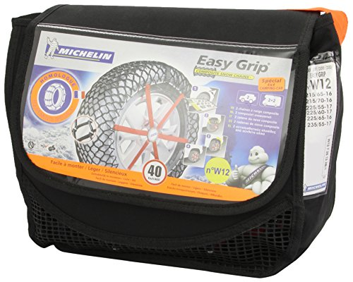 Michelin - Chaines Neige 4x4 - SUV - MICHELIN EASY GRIP - W12