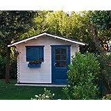 Dekalux - Caseta de madera para jardín ...