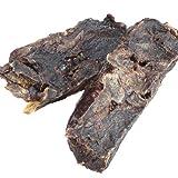 Pferde Fleischstücke 1kg Naturreines getrocknetes Muskelfleisch vom Pferd Dörrfleisch