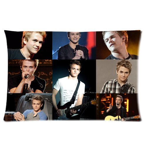 Generic Personalized Hunter Hayes Jigsaw Series Design Sold By Too Amazing Rectangle Pillowcase 24x16 inches (one side) Case Cover Hunter-serie