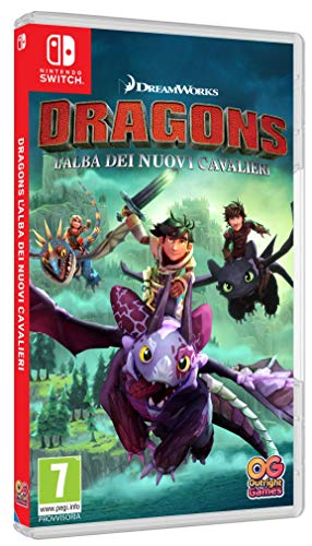 DRAGONS: L'ALBA DEI NUOVI CAVALIERI - - Nintendo Switch