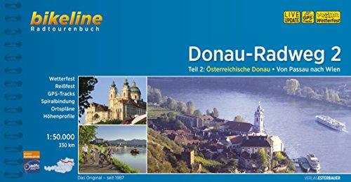 Donau-Radweg 2: Passau - Wien