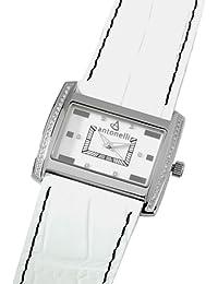 ANTONELLI 960007 - Reloj Unisex movimiento de cuarzo con correa de piel