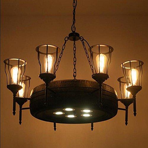 xiaojia-nordic-loft-industrial-style-creative-rubber-tire-pendant-lamp-bedroom-lounge-corridor-hotel