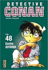 Détective Conan Edition simple Tome 48