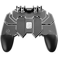 NOYMI battle royale( Garena Free Fire /COD Mobile /PUBG/Fortnite/etc) Mobile Game Controller - L2R2 Gaming Grip Mobile…