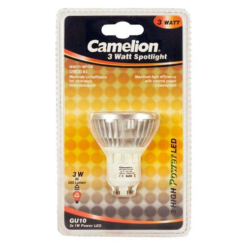Ampoule Led Spot Camelion GU10/3 LEDs