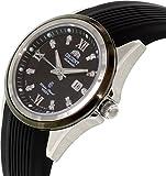Orient Damen nr1V003b Sporty schwarz Kunstharz Automatik Uhr - 2