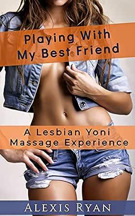 Lesbian Best Friends Make Love