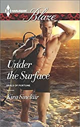 Under the Surface (SEALs of Fortune) by Kira Sinclair (2015-02-17)