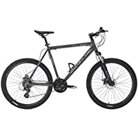 KS Cycling Fahrrad Mountainbike Hardtail MTB GTZ RH 56 cm, anthrazit, 26, 370M