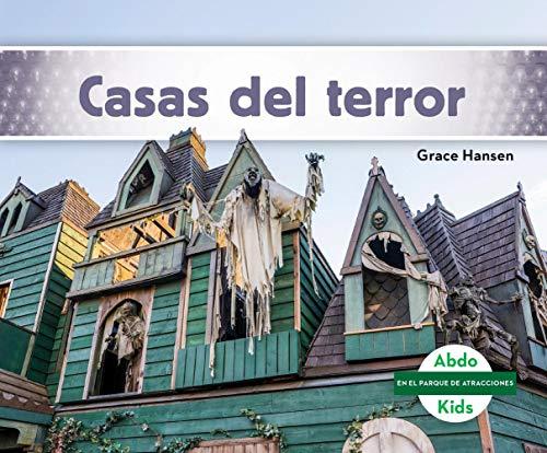 Casas del terror / Haunted Houses (En El Parque De Atracciones) por Grace Hansen
