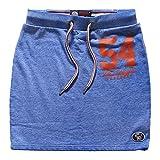Superdry Jupe Jogging Tri League Sweat Dazzle Blue