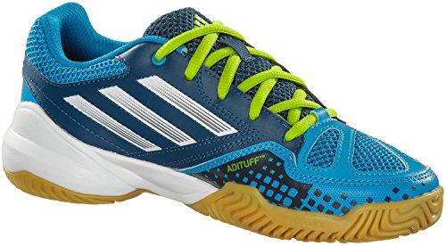 adidas Feather Team 2 junior PINK D66012 Grösse: 36 Blau