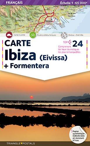 IBIZA/FORMENTERA  1/65.000 par Laia Moreno Farres
