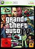 XBox360 Game GTA4 - Grand Theft Auto IV USK18 (deutsch) by Microsoft