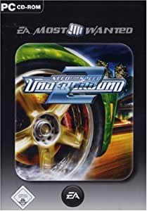 need for speed underground 2 ea most wanted pc amazon. Black Bedroom Furniture Sets. Home Design Ideas