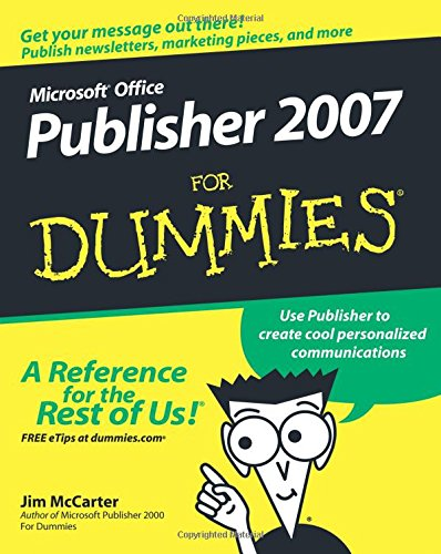MS Off Publisher 2007 For Dummies