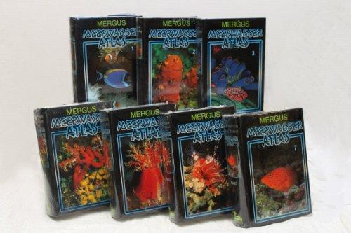 Mergus Meerwasser Atlas Band 1-7 - Gebunden - zum Sonderpreis - Die gemeinsame Pflege von Wirbellosen Tieren und tropischen Meeresfischen im Aquarium - Das Standardwerk für Taucher und Aquarianer -