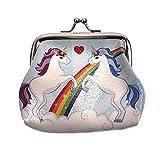Multicoloured Unicorn Purse  Magical and Beautiful