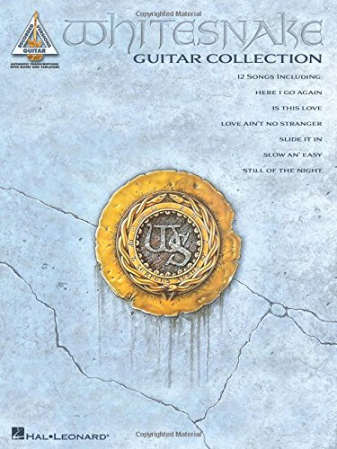 Whitesnake Guitar Collection (Guitar Recorded Versions)