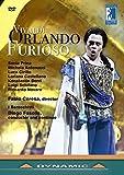 Vivaldi, A.: Orlando furioso [Opera] (Festival della Valle d'Itria, 2017) (NTSC) [DVD]