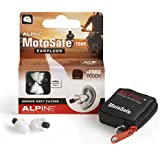 Alpine MotoSafe Tour - Bouchons d'oreilles uniques pour motocyclistes