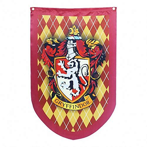 TianLinPT Harry Potter Gryffindor Hogwarts Pared Banderas