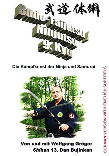 Preisvergleich Produktbild Budo-Taijutsu / Ninjutsu Lehrvideo für 9.Kyu