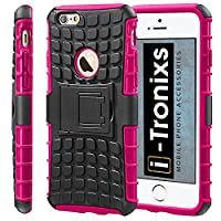 Motorola Moto E3 Power case (Hot Pink) Cover for Motorola Moto E3 Power High Quality ALLIGATOR STYLE [Ultra Armor] Tough Durable Survivor Hard Rugged Shock Proof Heavy Duty Best Heavy Duty Dual Layer Tough Cover for Motorola Moto E3 Power + FREE SCREEN PR