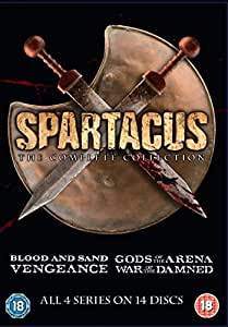 Spartacus: The Complete Collection (Slim Edition) [DVD]