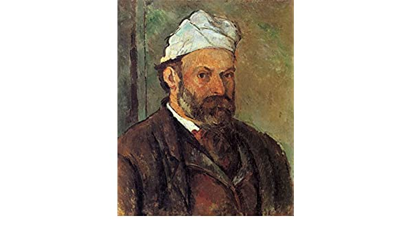 02456ac216b6e The Museum Outlet - Self-portrait with a gray felt hat [1] by Van Gogh -  Canvas (24 x 18 Inch): Amazon.in: Home & Kitchen