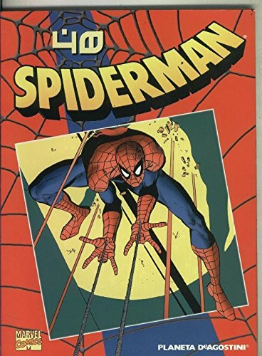 Coleccionable Spiderman volumen 1 numero 40