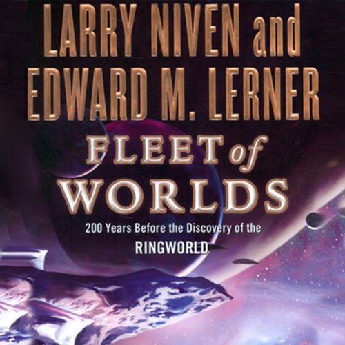 Fleet of Worlds  Audiolibri