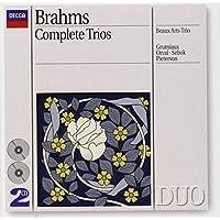 Brahms: Complete Trios